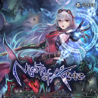 Nights of Azure PS4 Game Review