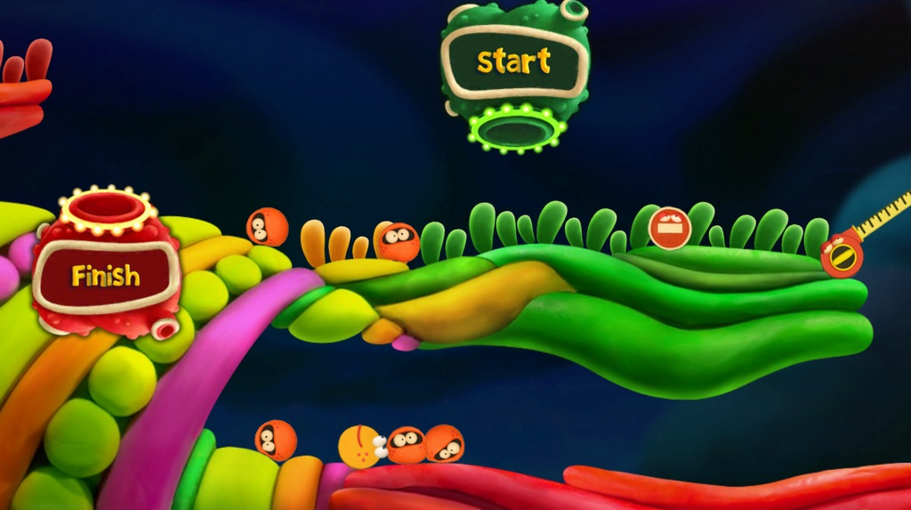 Plastiland PC Game Screenshot 1