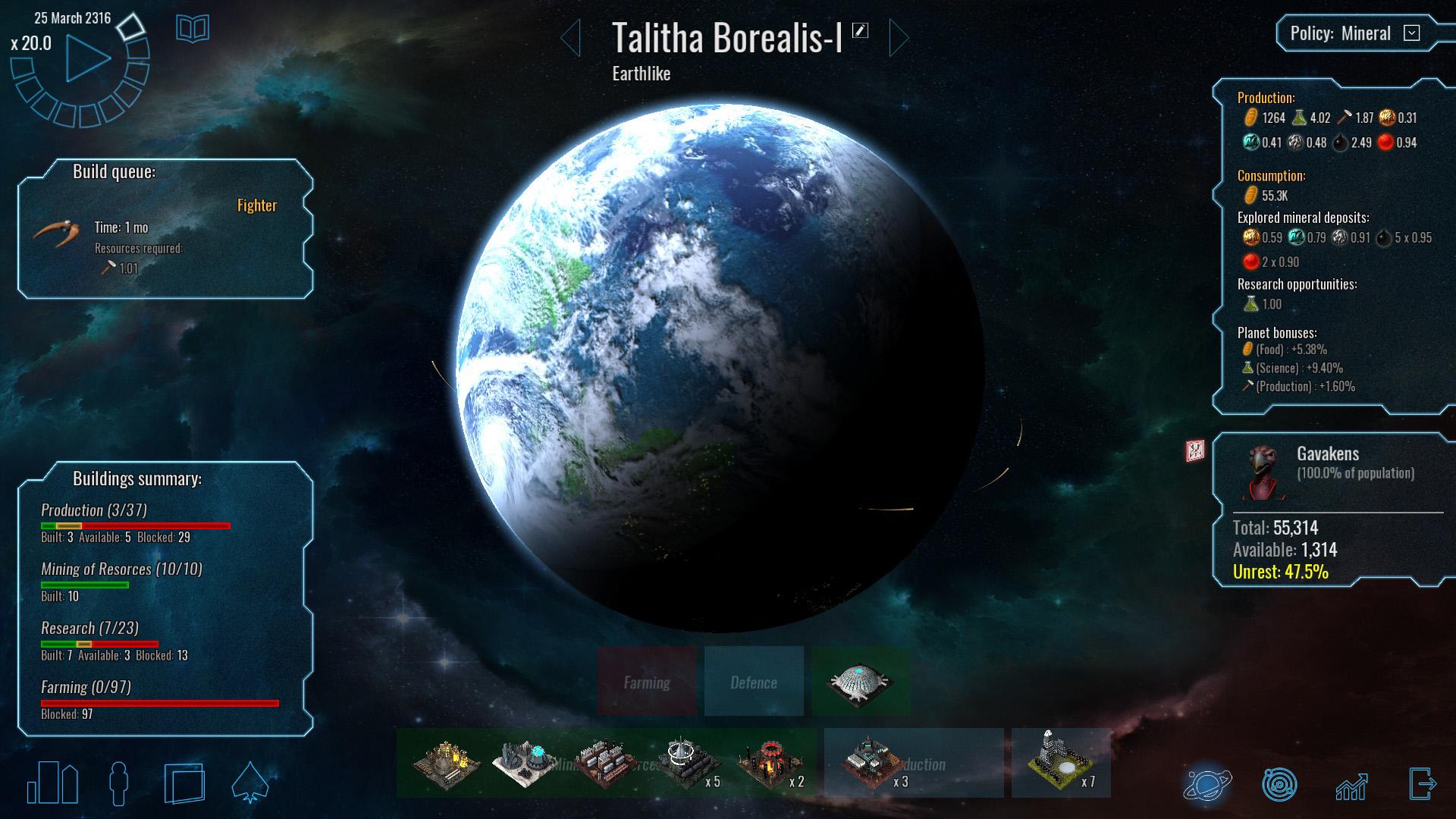 Polaris Sector Review Screenshot 1