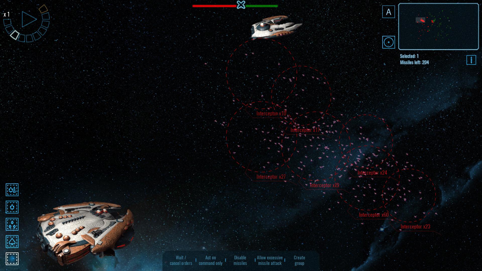 Polaris Sector Review Screenshot 3
