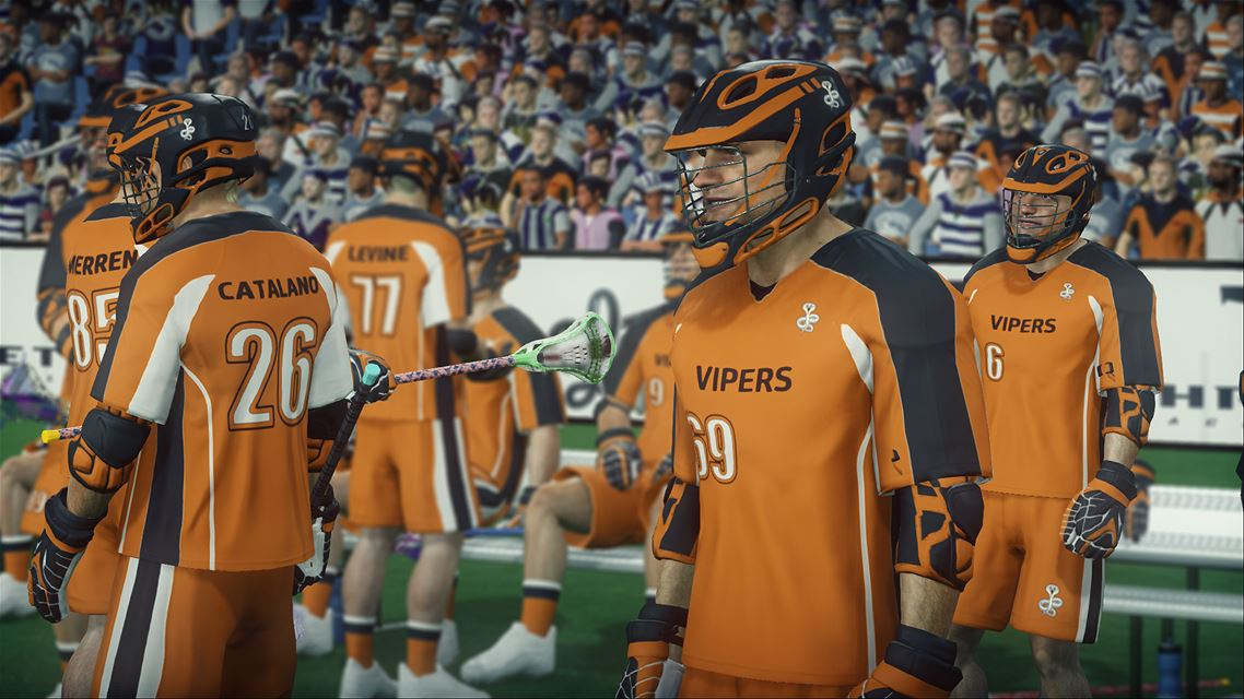 Powell Lacrosse 16 Xbox One Review Screenshot 1