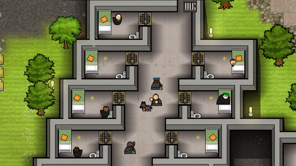 Prison Architect Xbox One Edition Review Screenshot 1