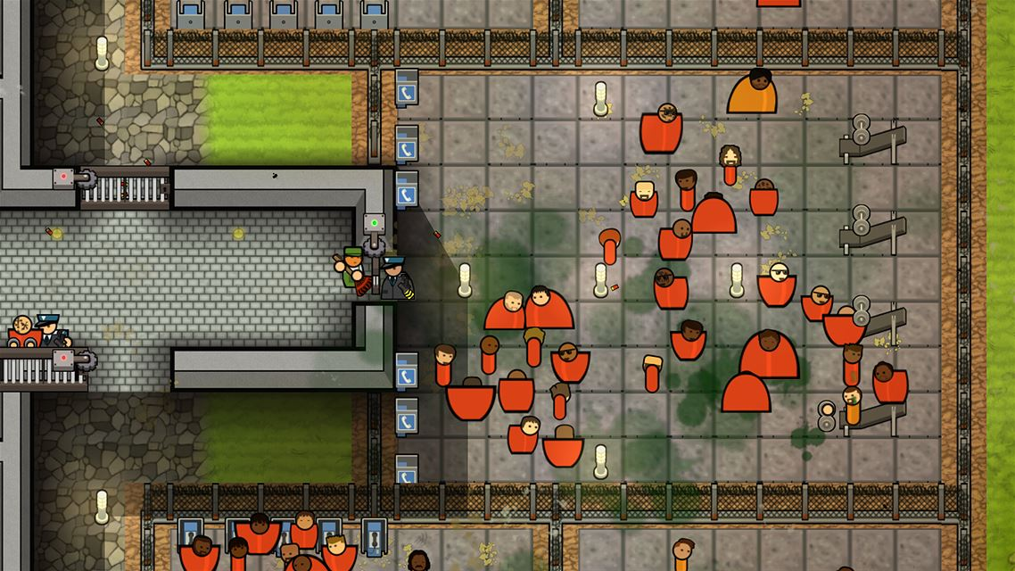 Prison Architect Xbox One Edition Review Screenshot 2