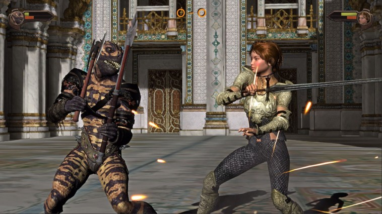 STEEL RIVALS Wii U Review Screenshot 1