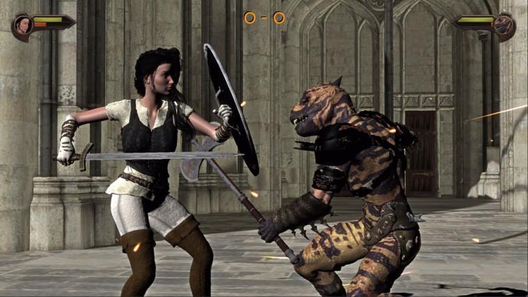 STEEL RIVALS Wii U Review Screenshot 2