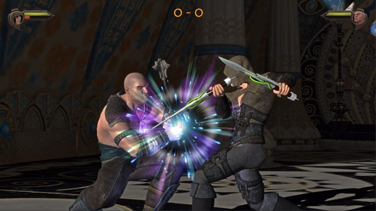 STEEL RIVALS Wii U Review Screenshot 3