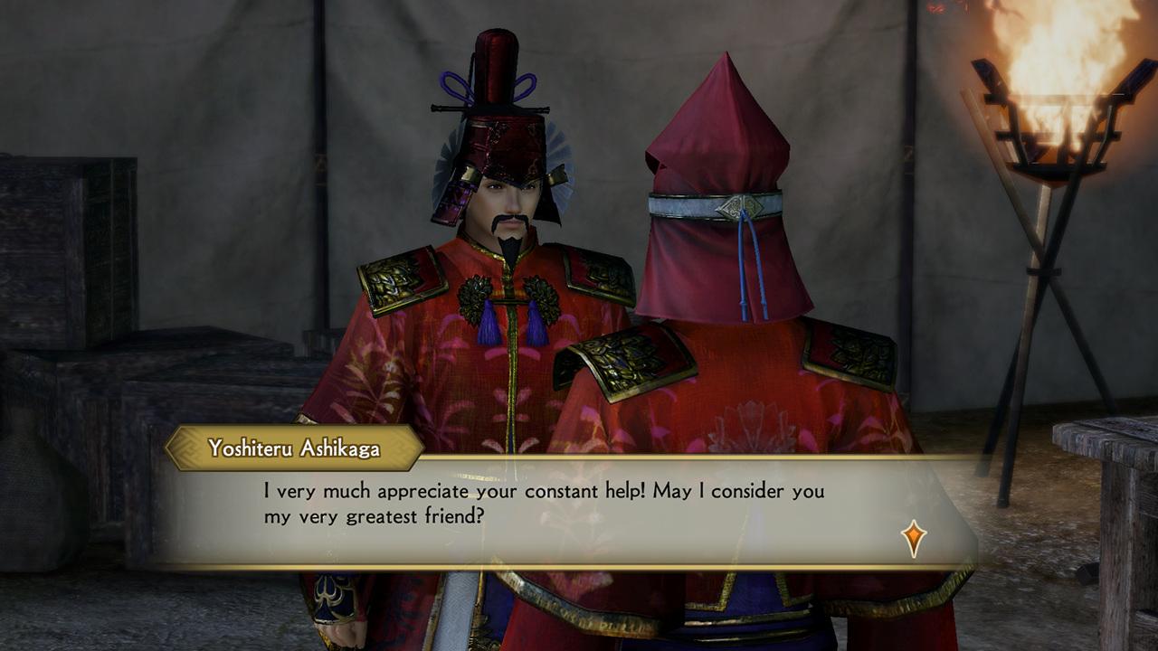 Samurai Warriors 4 Empires Review Screenshot 2