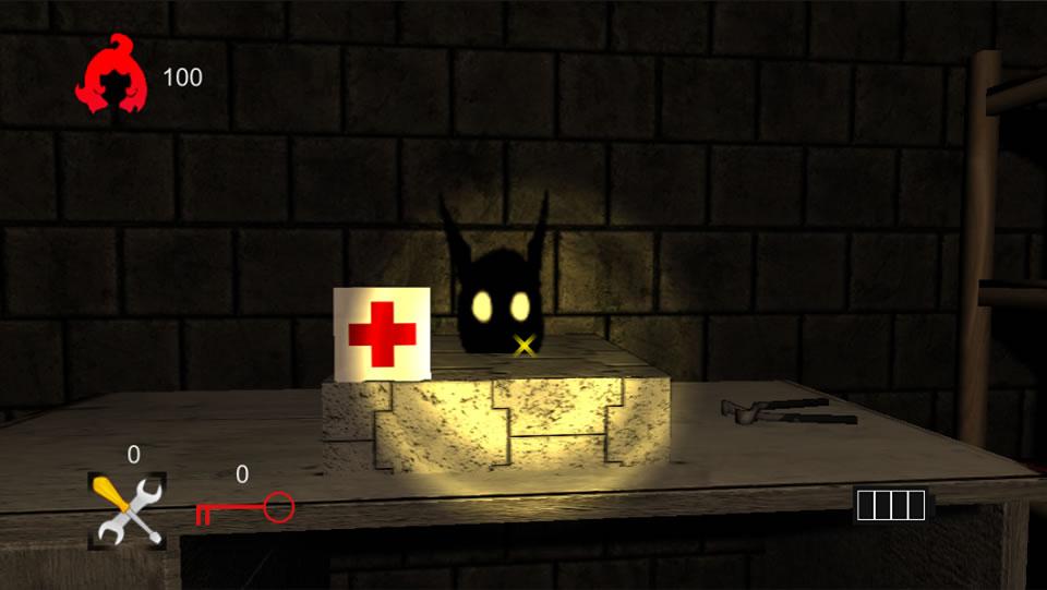 Sanatory Hallways Nintendo Wii U Review Screenshot 1