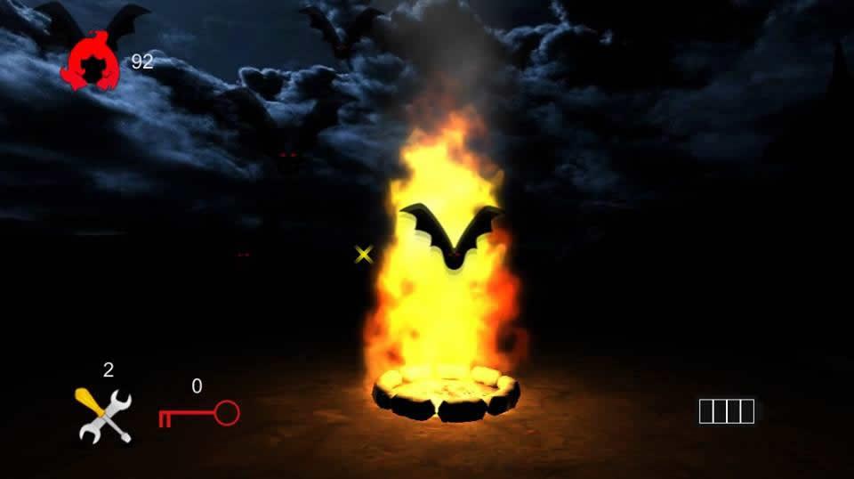 Sanatory Hallways Nintendo Wii U Review Screenshot 3