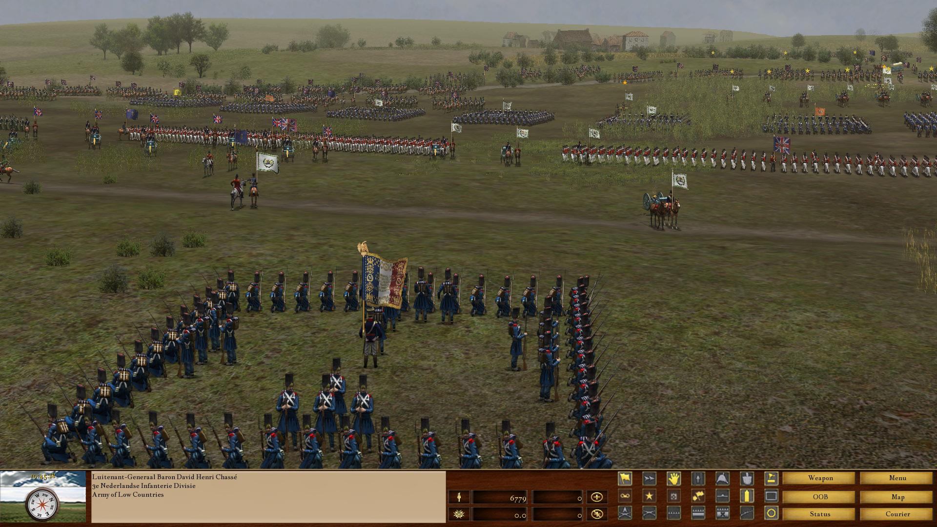 Scourge of War Waterloo Review Screenshot 2