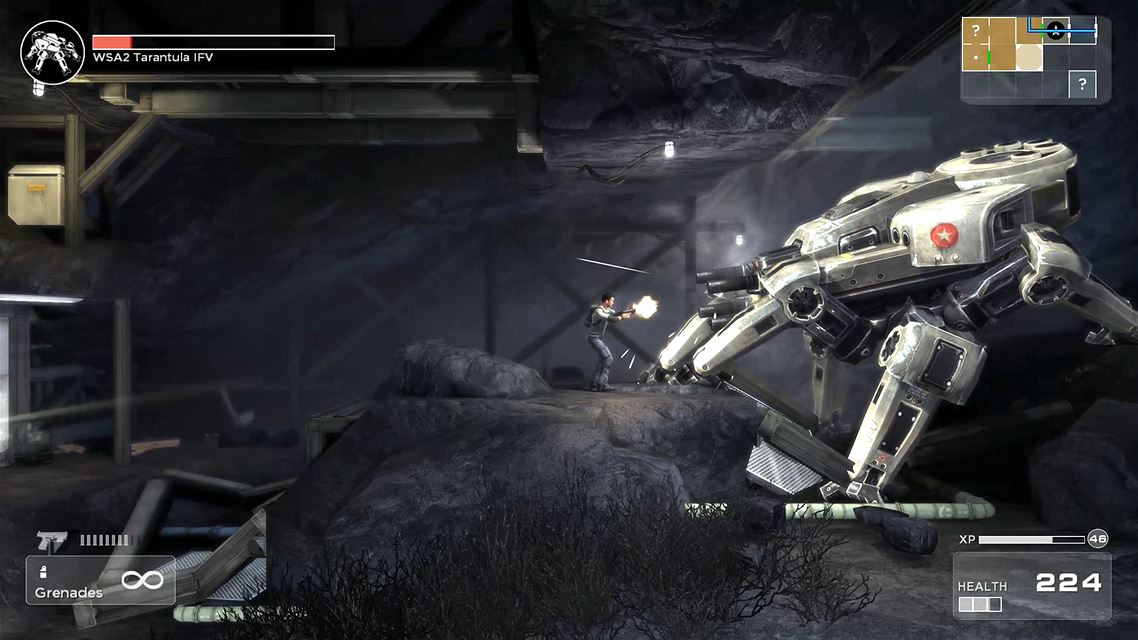 Shadow Complex Remastered Review Screenshot 2