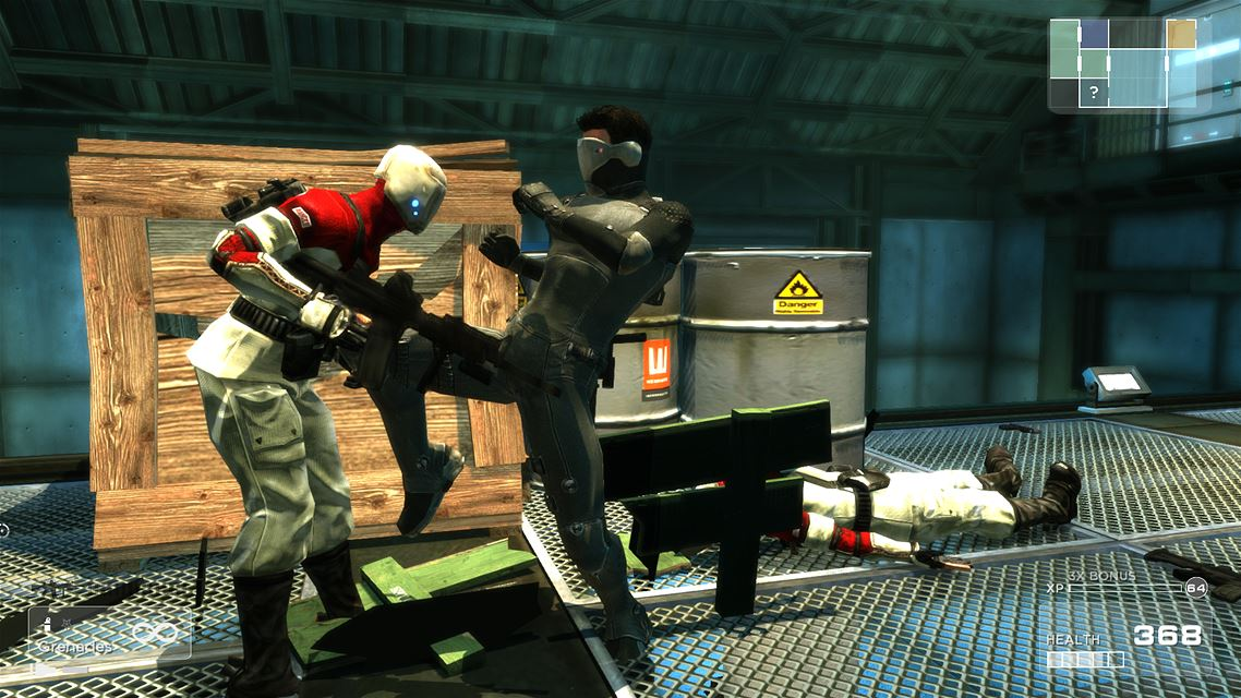 Shadow Complex Remastered Review Screenshot 3
