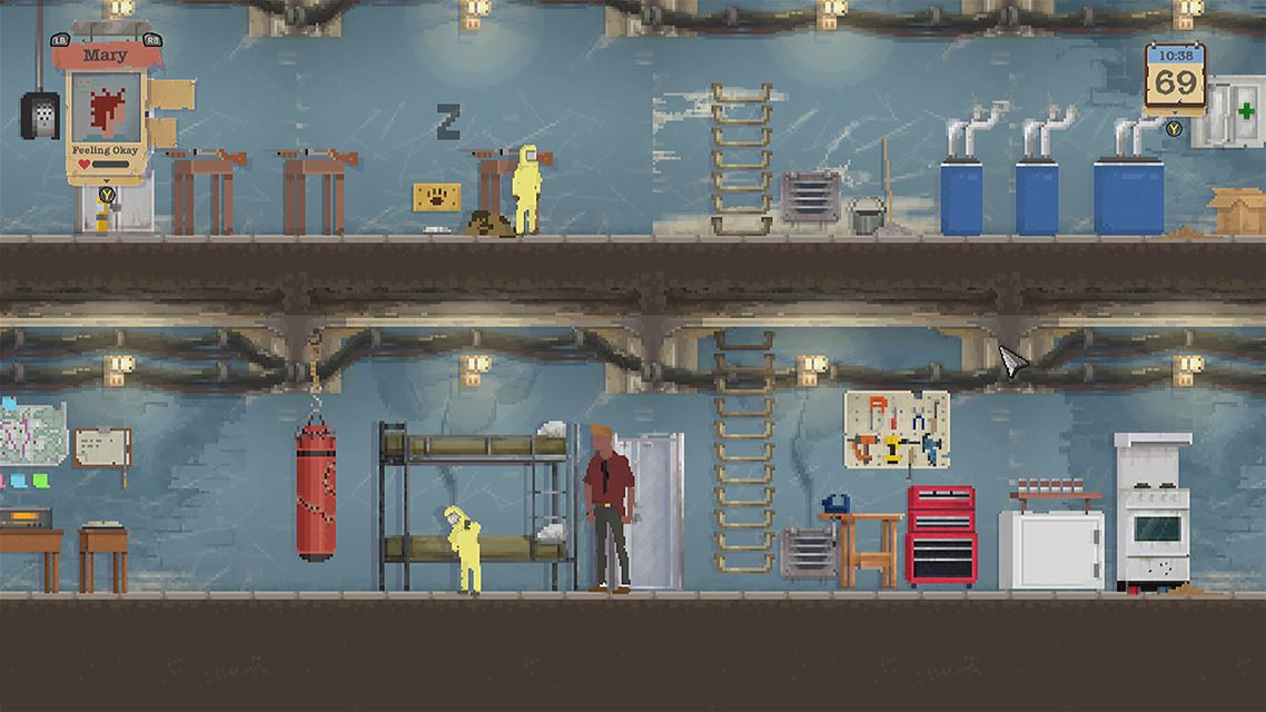 Sheltered Review Screenshot 3