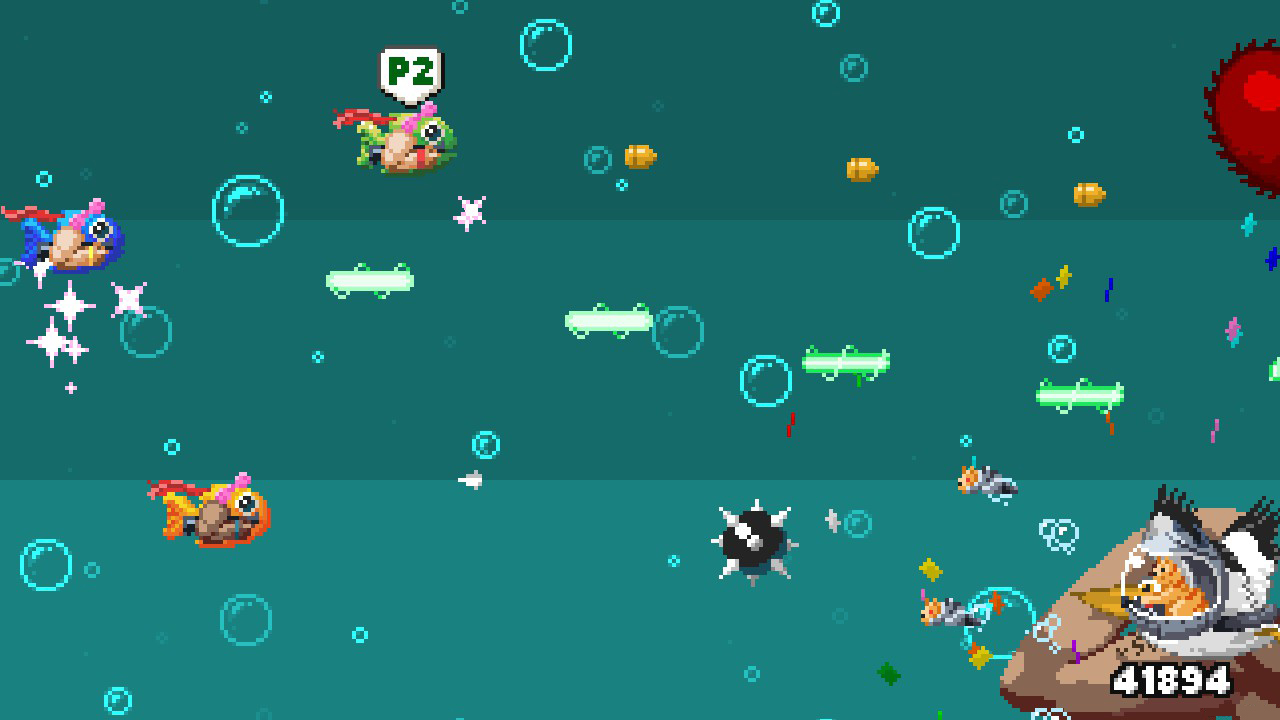 Shutshimi Review Screenshot 1