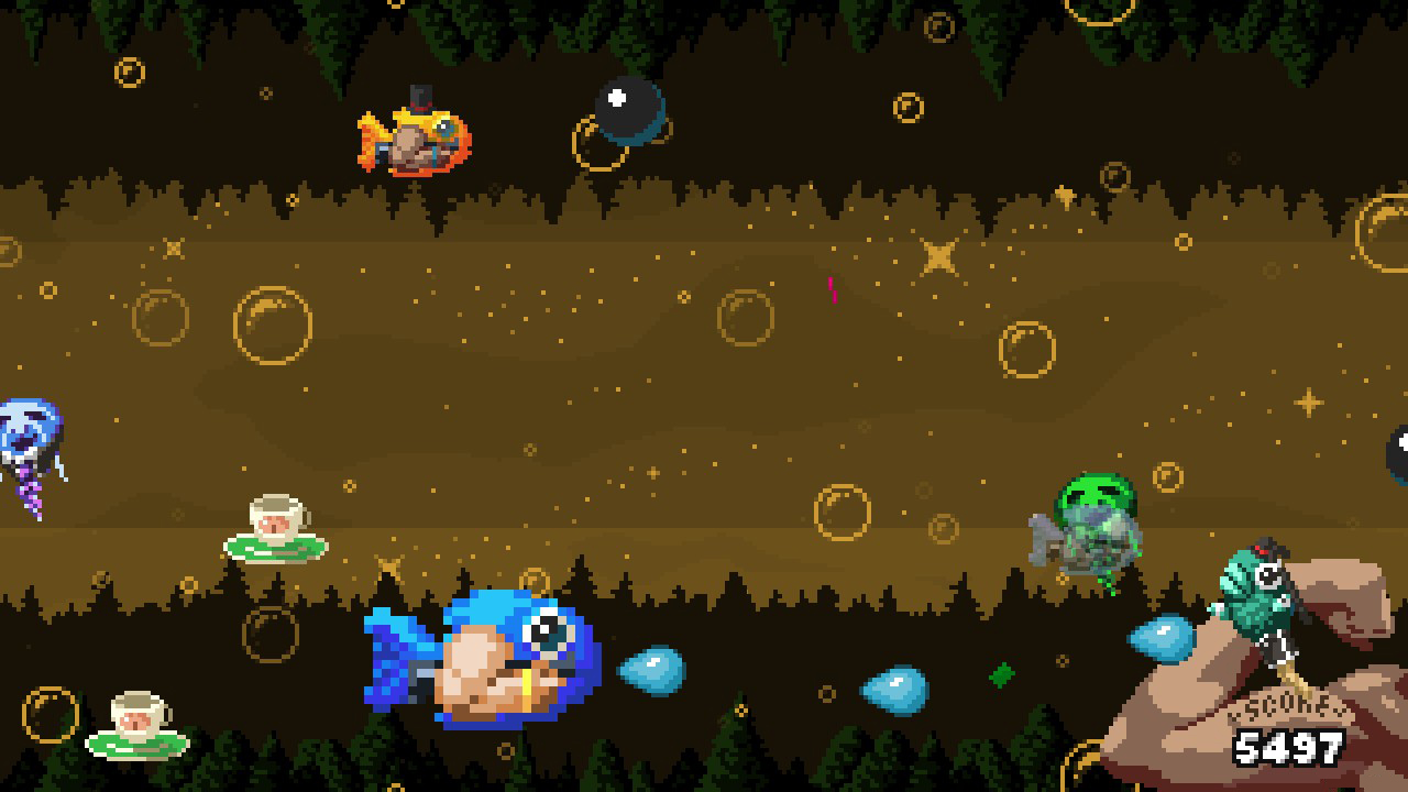 Shutshimi Review Screenshot 2