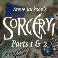 Sorcery! Parts 1 and 2 PC Game Review