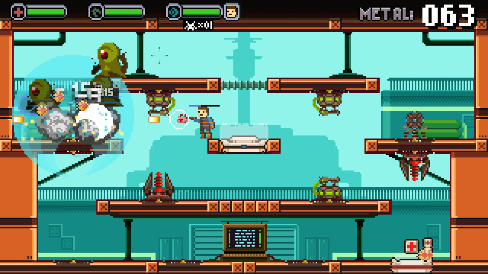 Spacejacked Review Screenshot 2