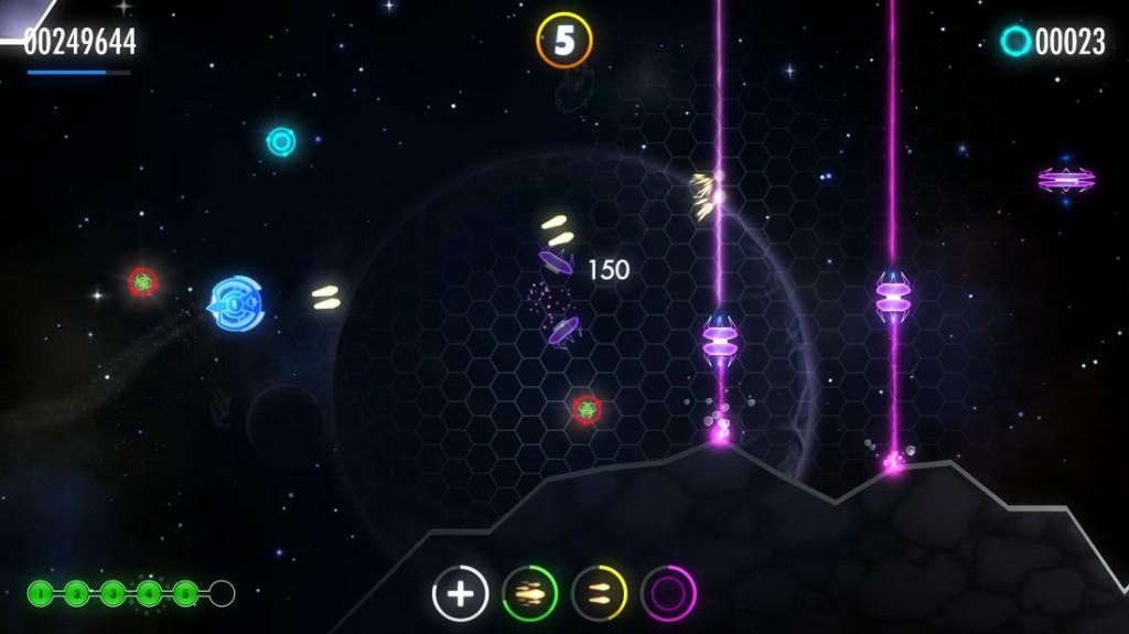 Star Ghost Wii U Review Screenshot 1