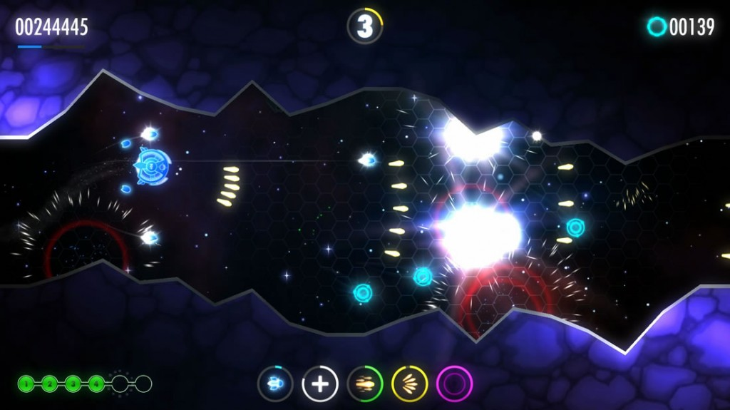 Star Ghost Wii U Review Screenshot 2
