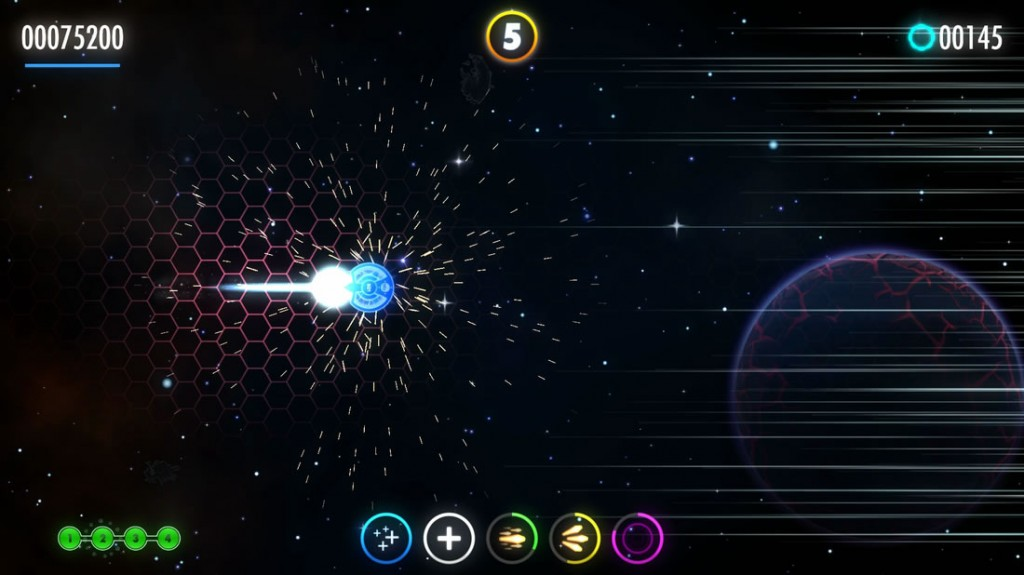 Star Ghost Wii U Review Screenshot 3