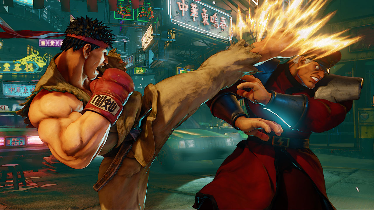 Street Fighter V Review Screenshot 1