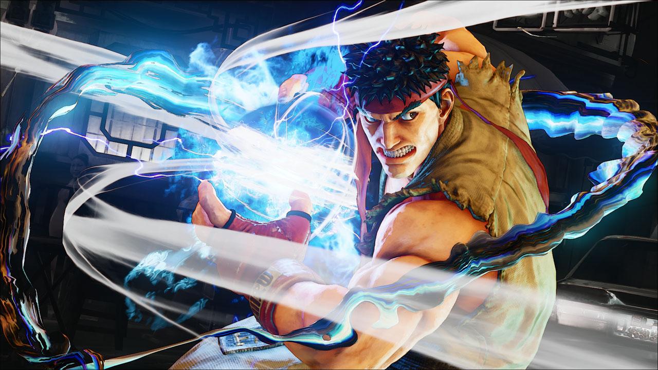 Street Fighter V Review Screenshot 2