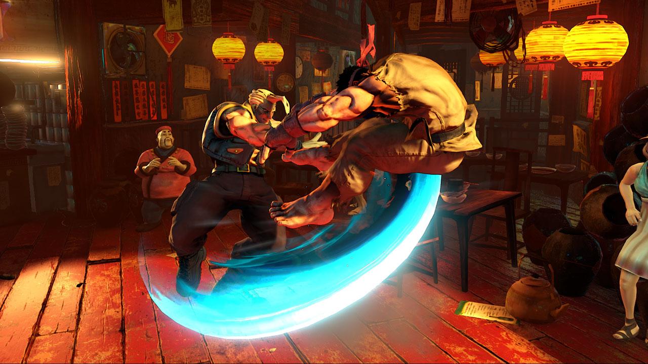 Street Fighter V Review Screenshot 3