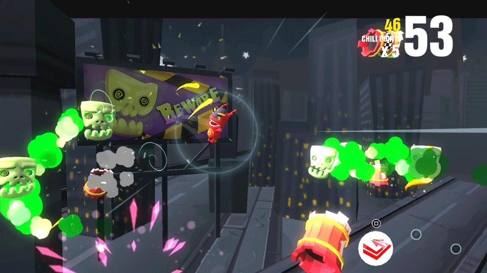 Super Blast Deluxe Review Screenshot 1