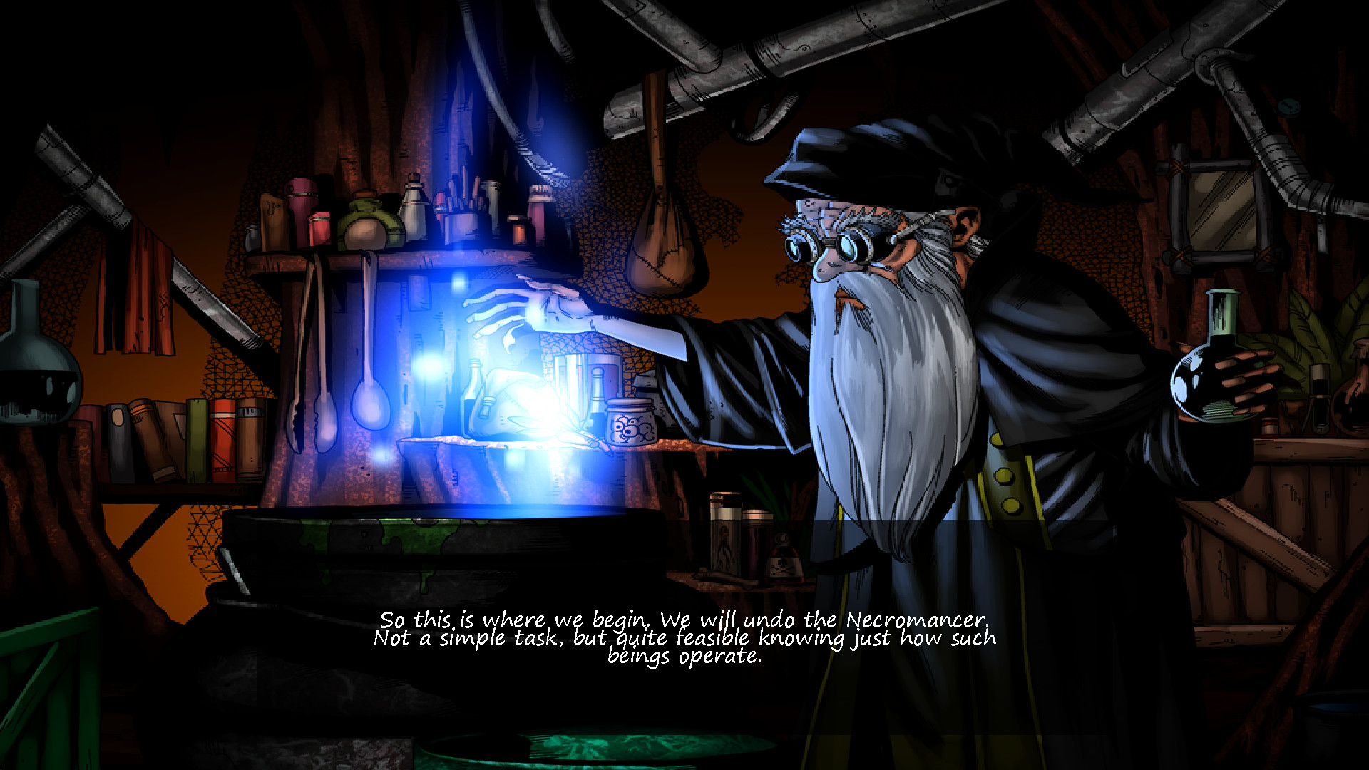 Swords and Sorcery Underworld Definitive Edition Review Screenshot 2