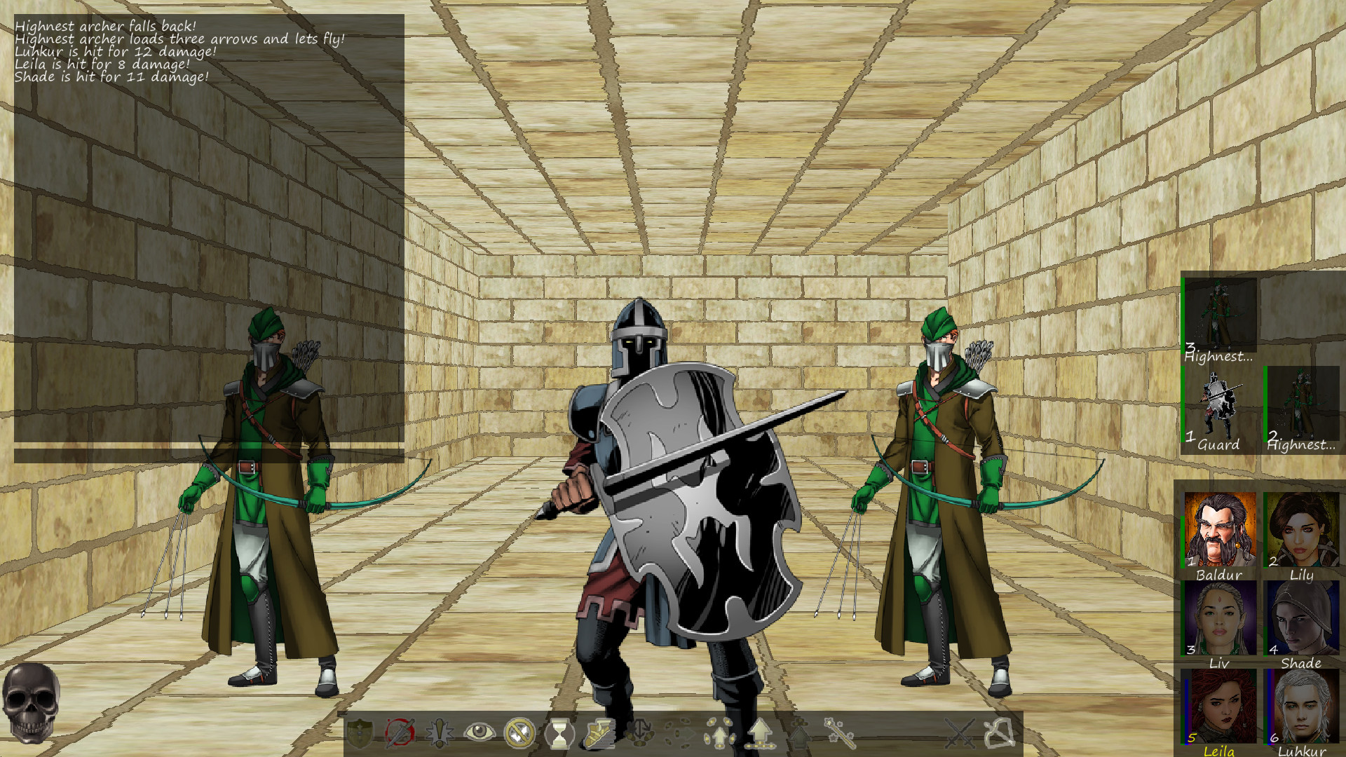 Swords and Sorcery Underworld Definitive Edition Review Screenshot 3