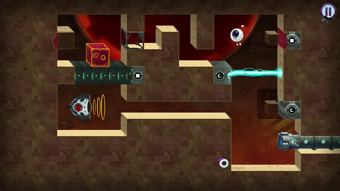 Tetrobot and Co Xbox One Review Screenshot 1