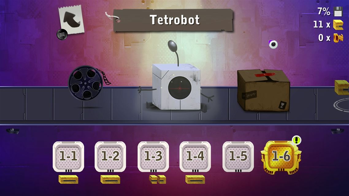 Tetrobot and Co Xbox One Review Screenshot 2