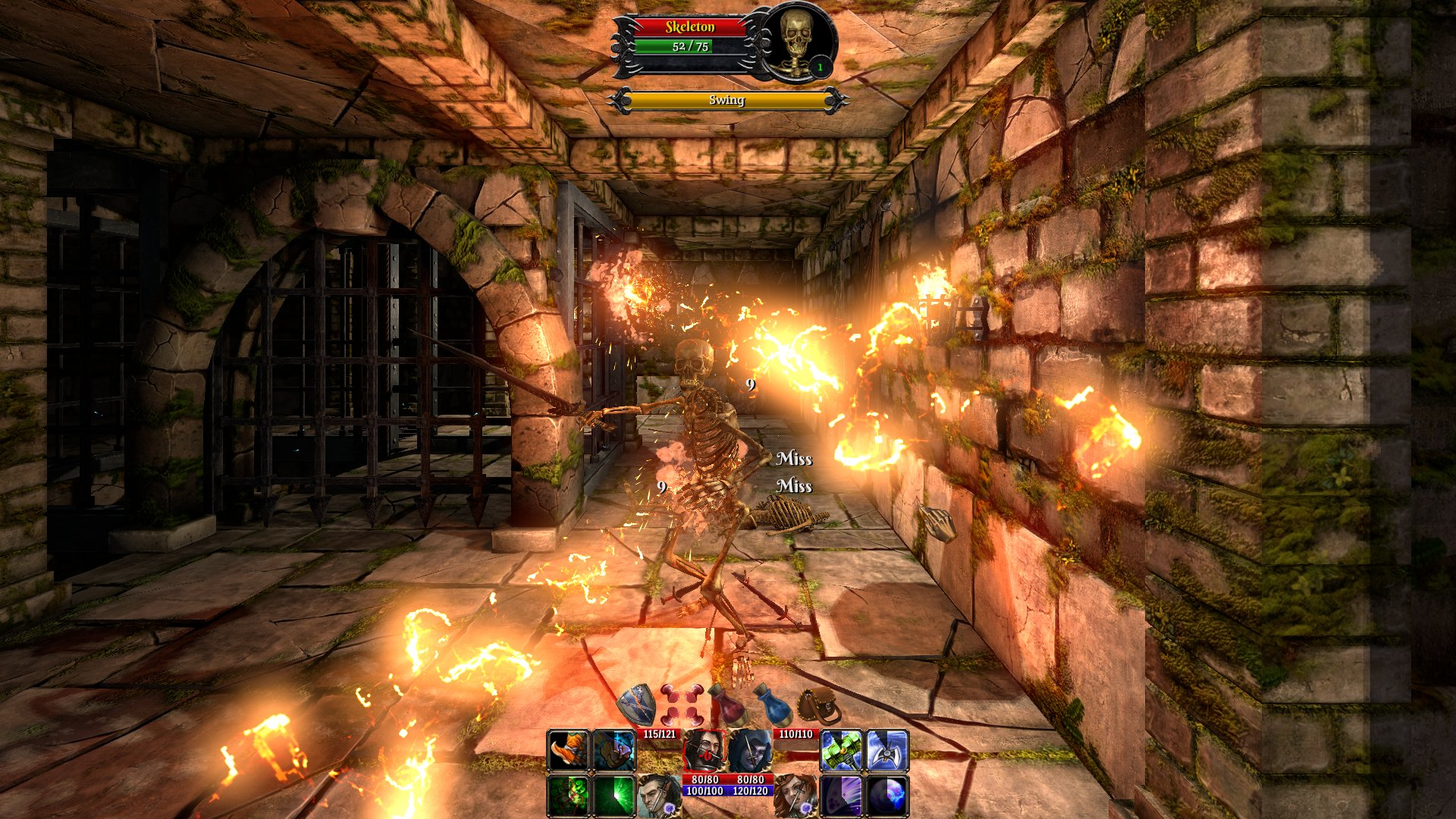 The Fall of the Dungeon Guardians Review Screenshot 1