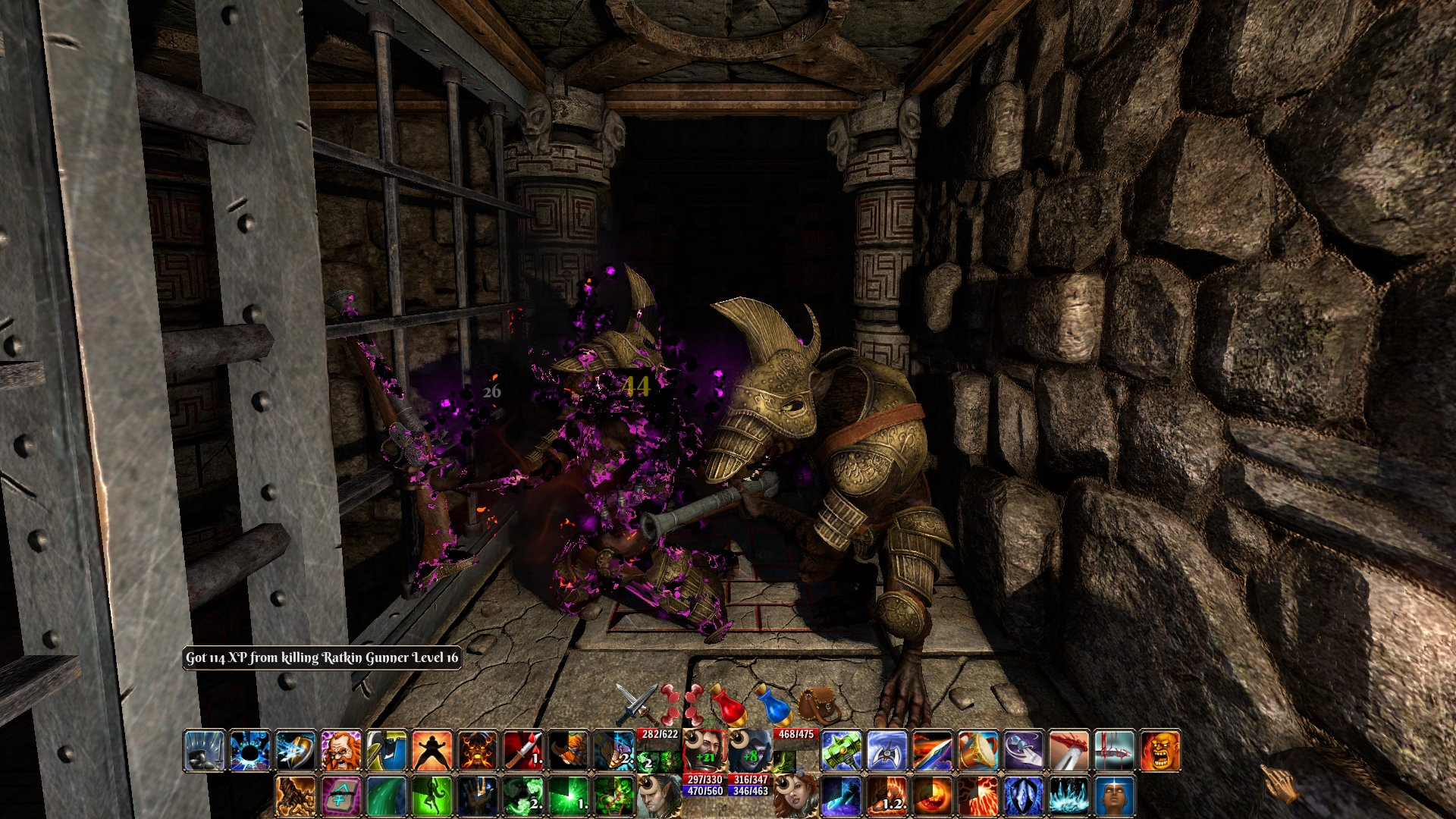 The Fall of the Dungeon Guardians Review Screenshot 3