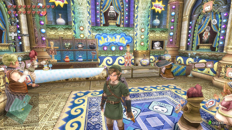 The Legend of Zelda Twilight Princess HD Review Screenshot 1