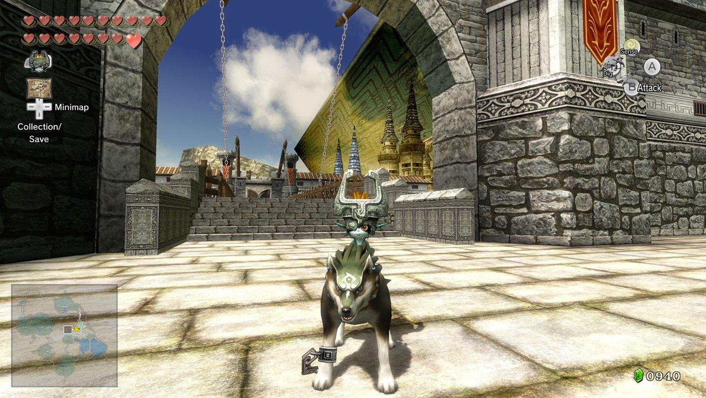 The Legend of Zelda Twilight Princess HD Review Screenshot 2
