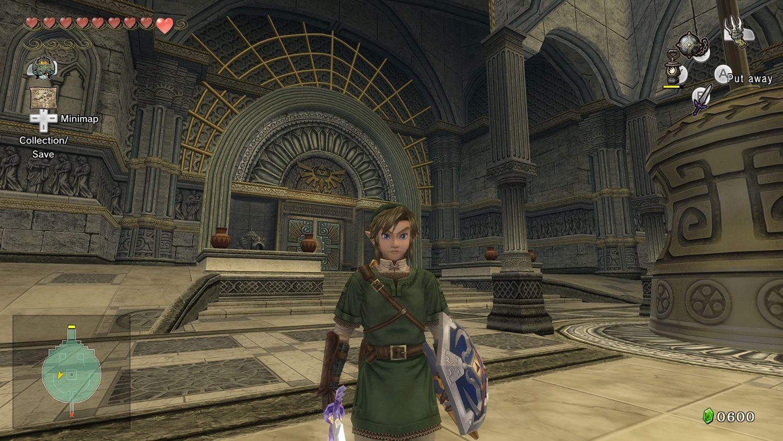 The Legend of Zelda Twilight Princess HD Review Screenshot 3