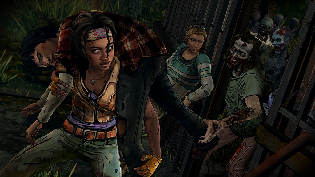 The Walking Dead- Michonne Episode 2 Give No Shelter Review Screenshot 3
