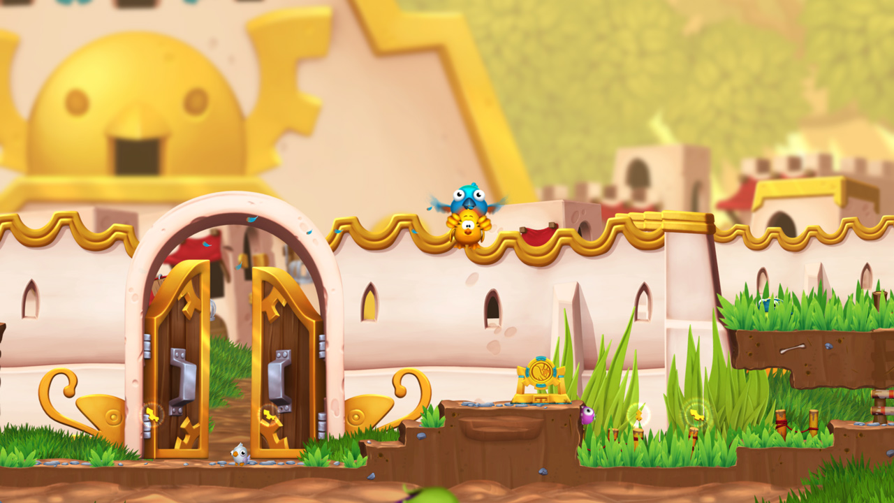 Toki Tori 2+ Review Screenshot 1