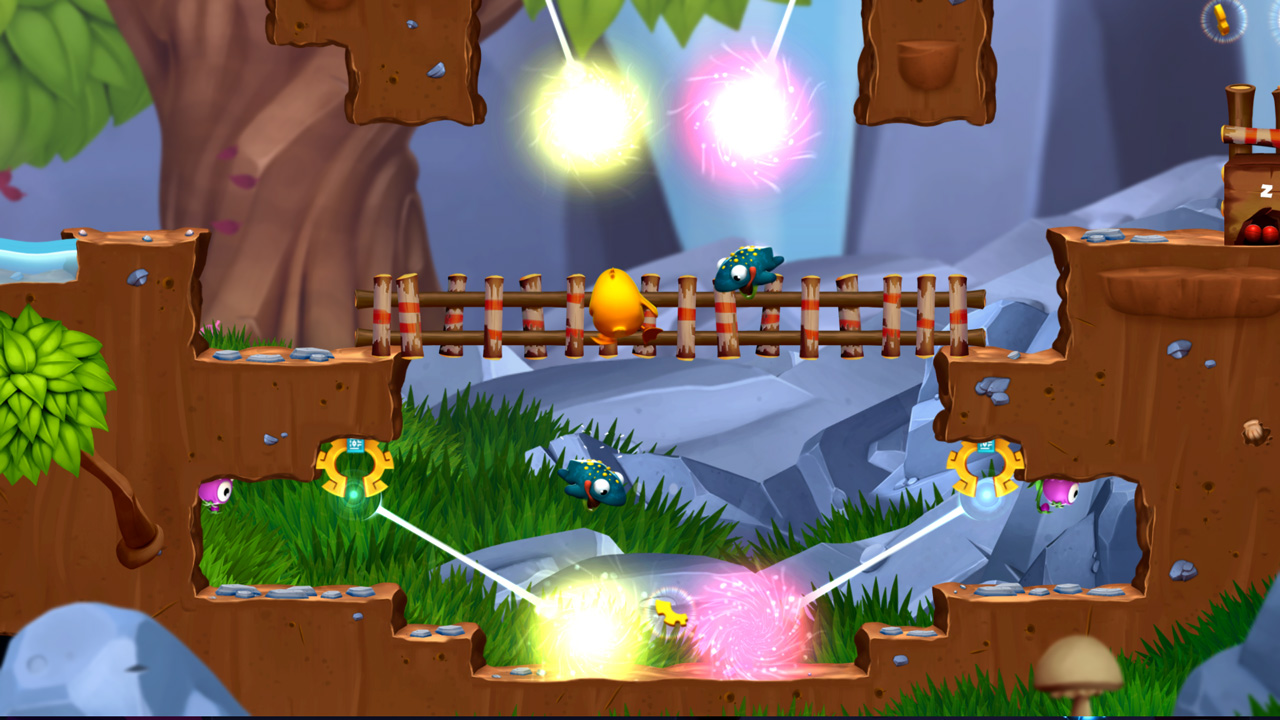 Toki Tori 2+ Review Screenshot 2