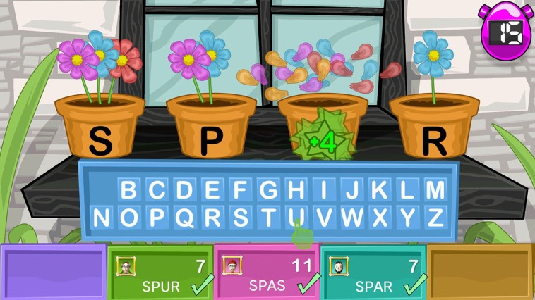 Word Party Review Screenshot 3