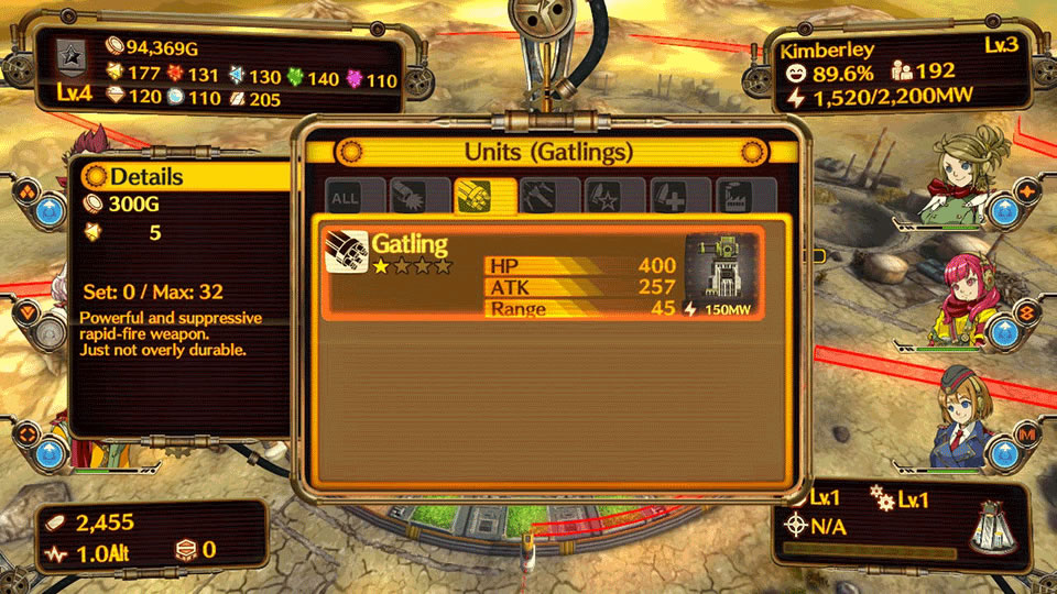 Aegis of Earth Protonovus Assault Review Screenshot 2