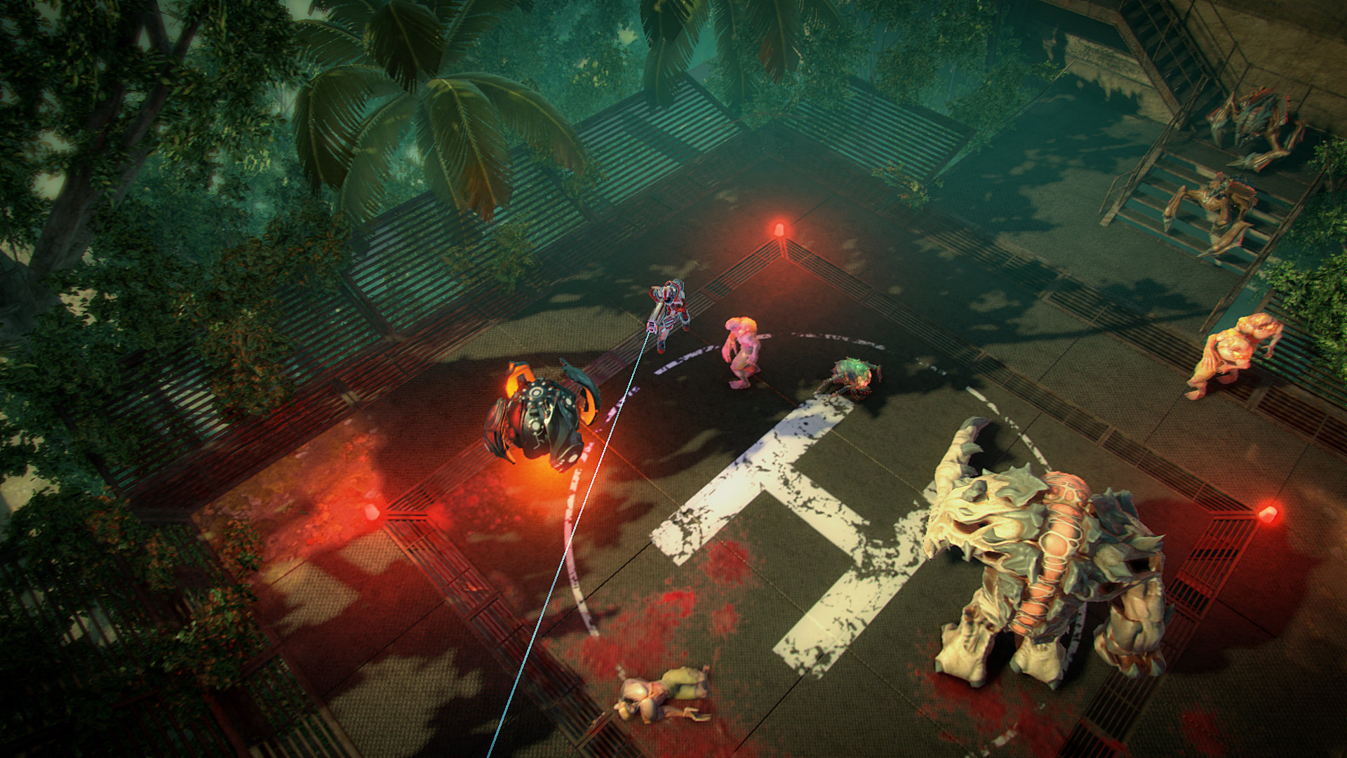 Alienation Review Screenshot 1
