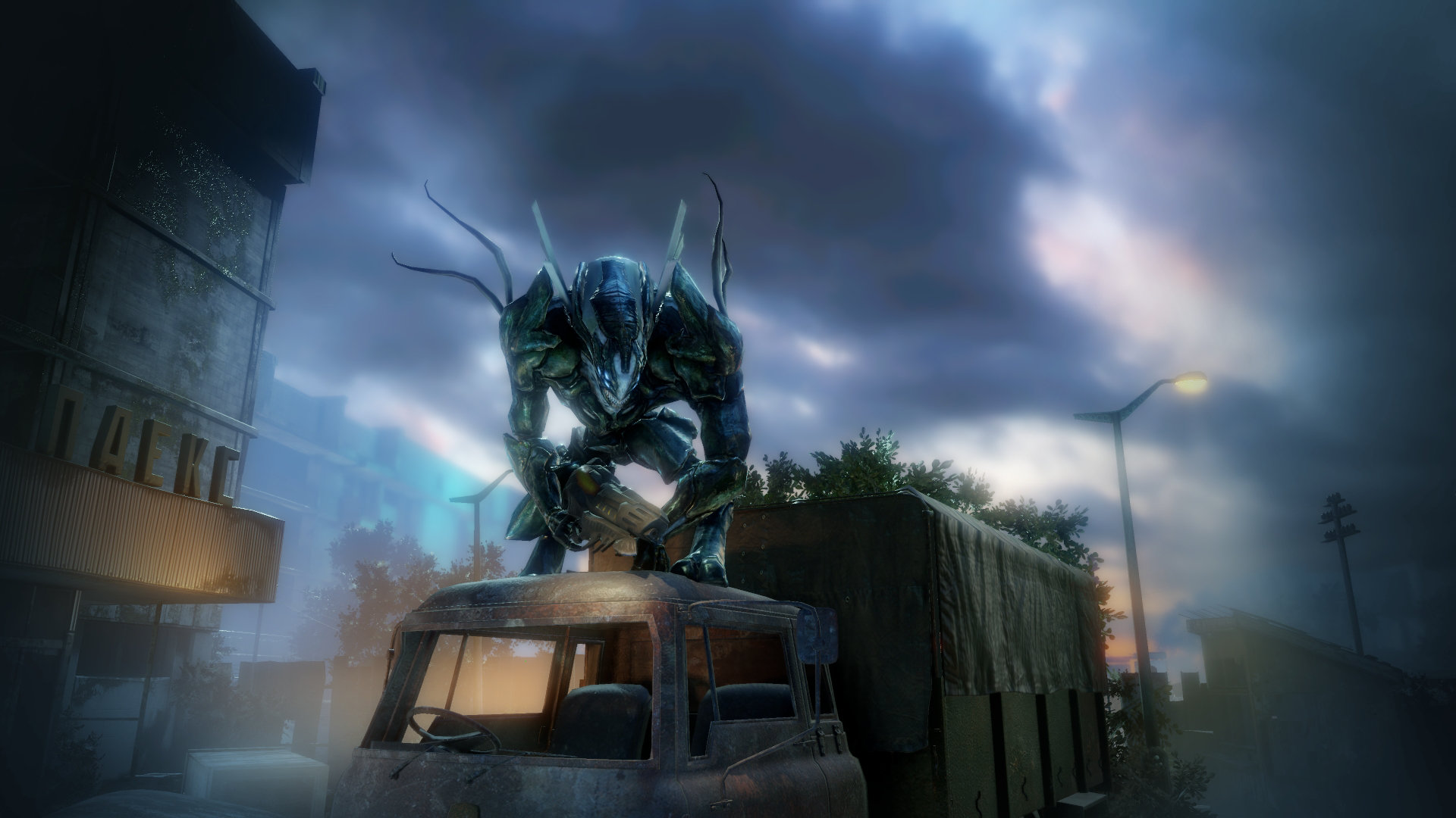 Alienation Review Screenshot 3