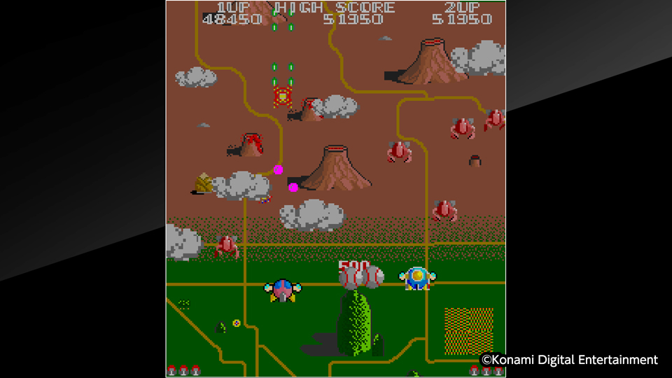 Arcade Archives TwinBee Review Screenshot 2