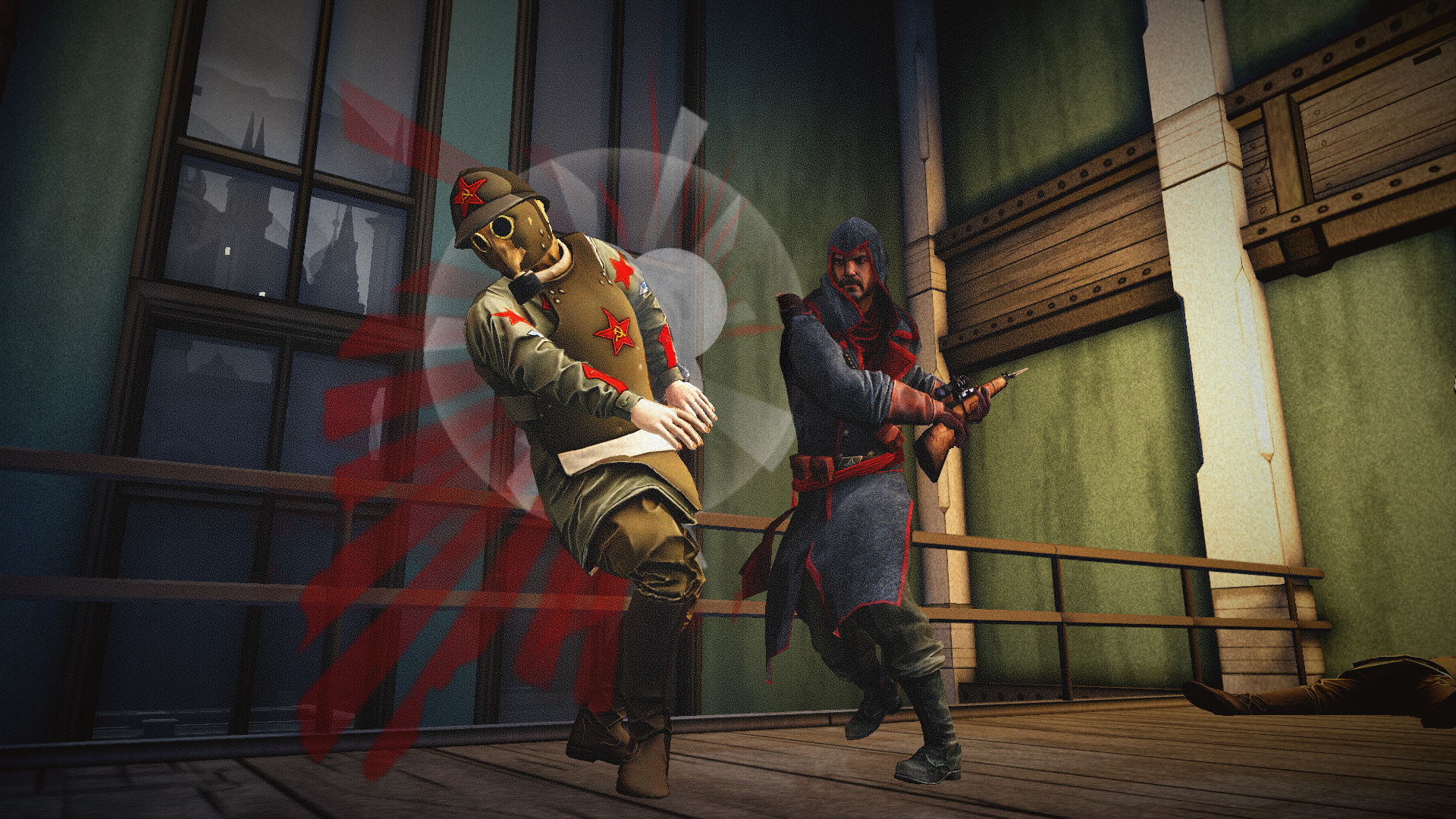 Assassin's Creed Chronicles – Trilogy Review Russia ...