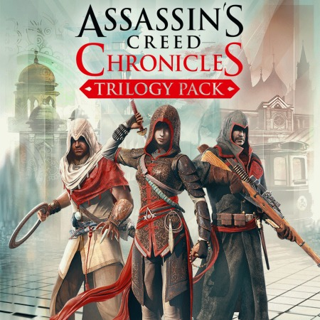 Assassin's Creed Chronicles Trilogy Review