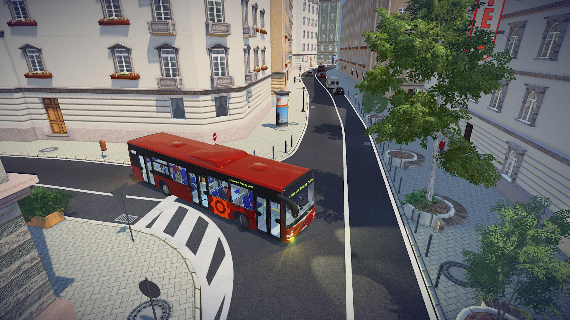 Bus Simulator 16 Review Screenshot 1