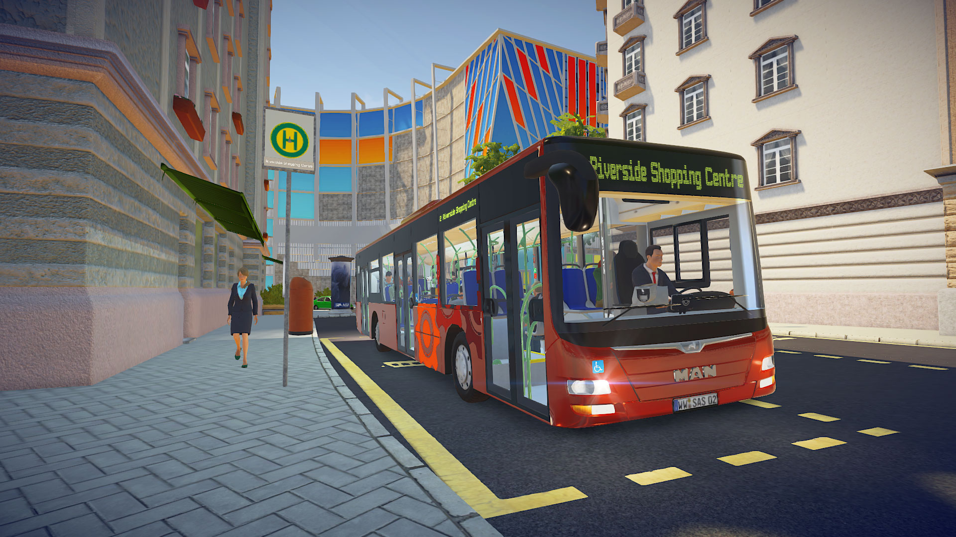 Bus Simulator 16 Review Screenshot 2