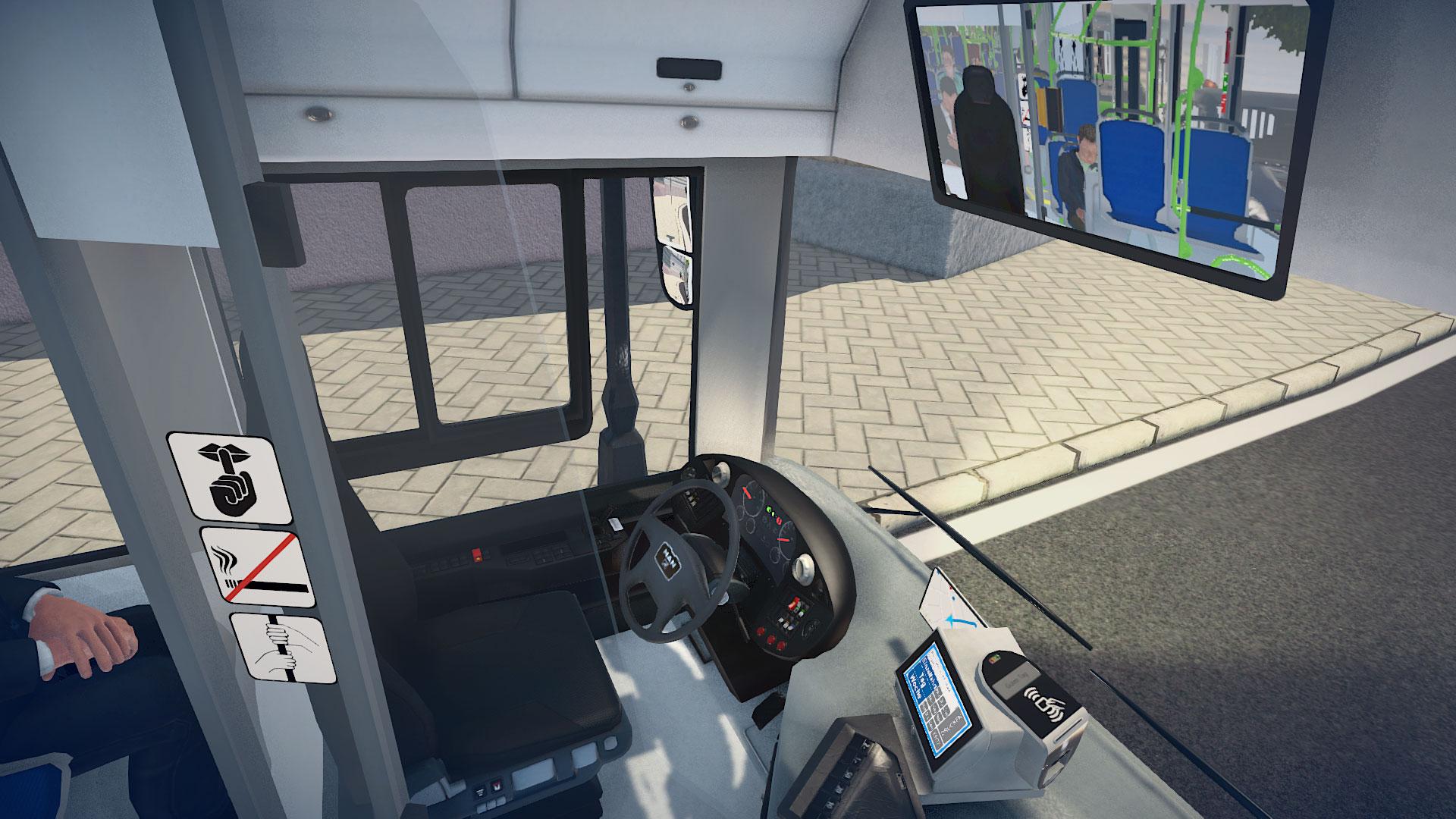 Bus Simulator 16 Review Screenshot 3